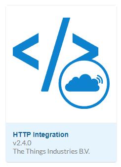 TTN Integration
